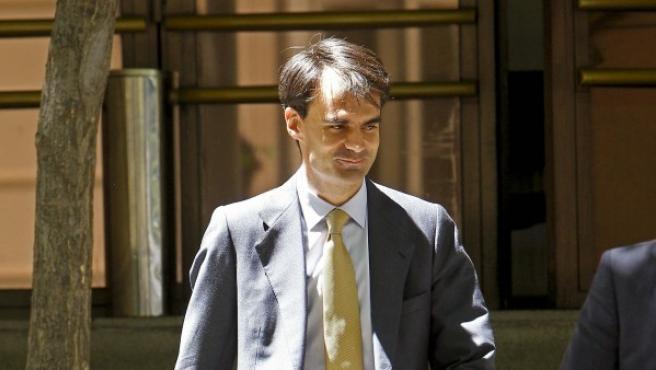 El juez Pablo Ruz, en una imagen de archivo.