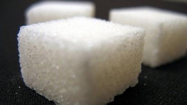 Granos de azúcar