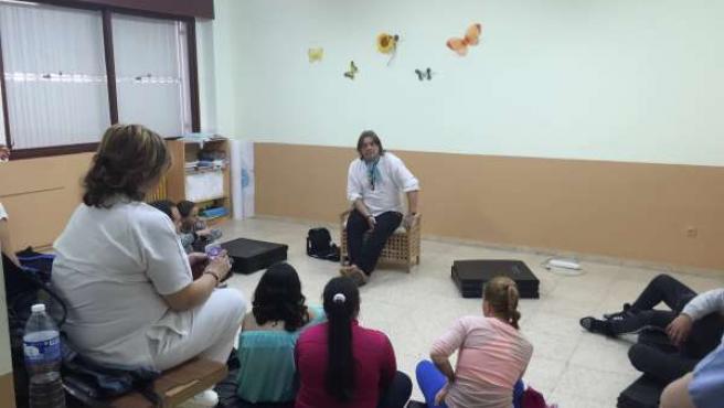 La ONGD Tetoca Actuar trabaja en el Polígono Norte.
