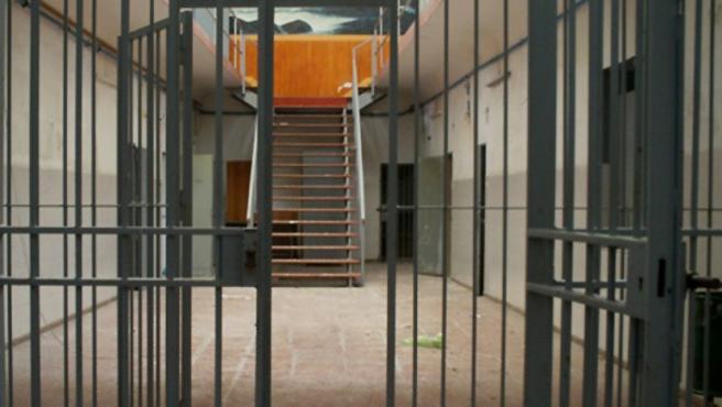 Imagen de archivo del interior de una prisión.