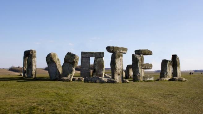 Un monumento megalítico que pide el voto