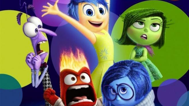 Nuevo tráiler de 'Inside Out', de Pixar