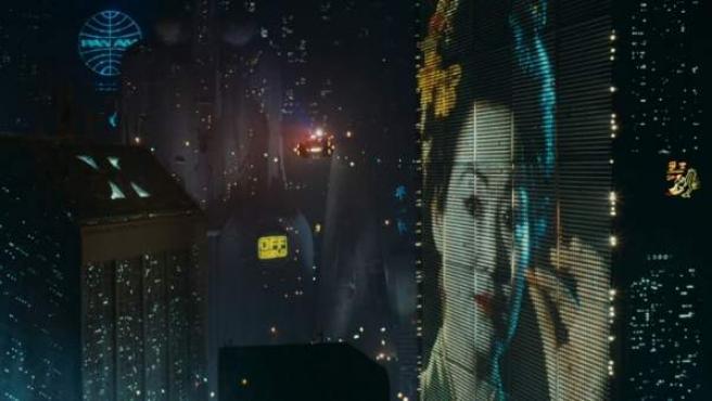 Imagen de 'Blade Runner', dirigida por Ridley Scott y protagonizada por Harrison Ford.