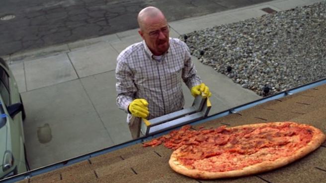 Fans de 'Breaking Bad', dejad de tirar pizzas a la casa de Walter White