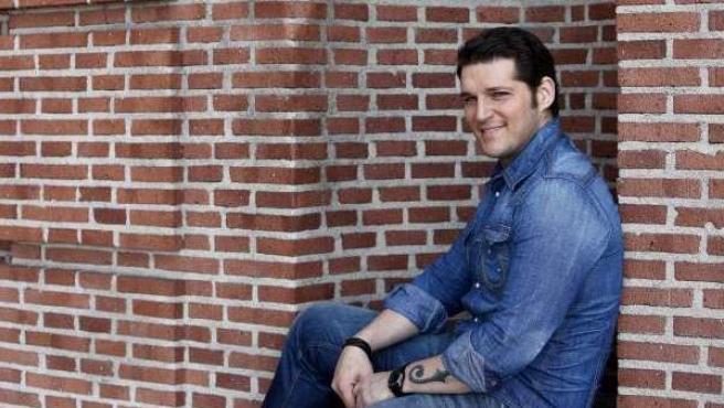 El cantante Manu Tenorio.