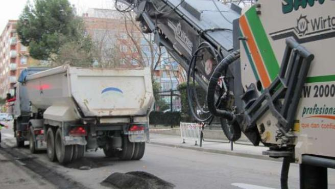 Operación asfalto