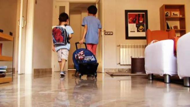 Comienza el colegio en la mayoría de las Comunidades Autónomas.