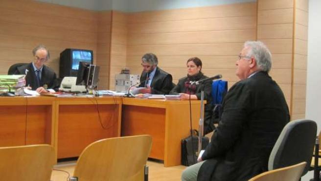 Muguruza declara en el juicio por el alquiler irregular de dos lonjas