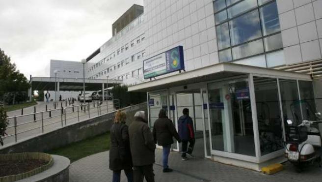 Hospital Universitario Nuestra Señora del Perpetuo Socorro de Albacete