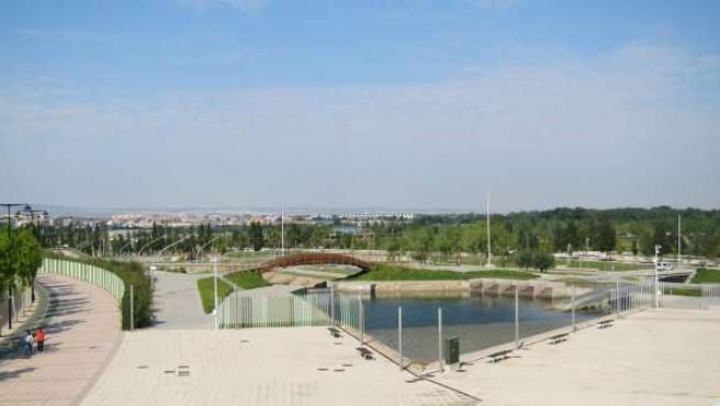 Parque del Agua de Zaragoza