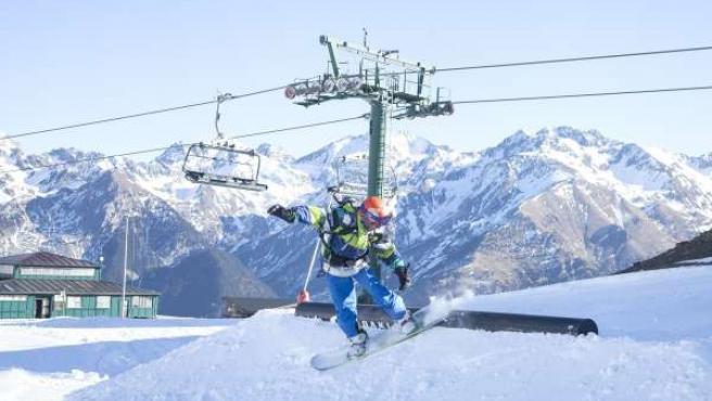 Estación de esquí de Formigal