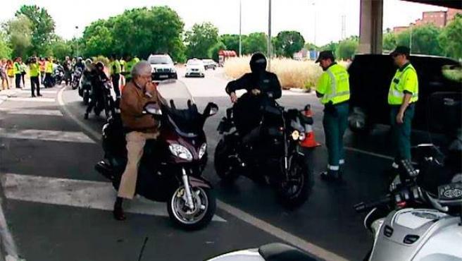 esde este lunes y hasta el próximo 25 de mayo, la Dirección General de Tráfico ha puesto en marcha una campaña intensiva de vigilancia y control de motocicletas en la que se hará hincapié en incidencias como la velocidad o en los controles de alcohol y drogas.