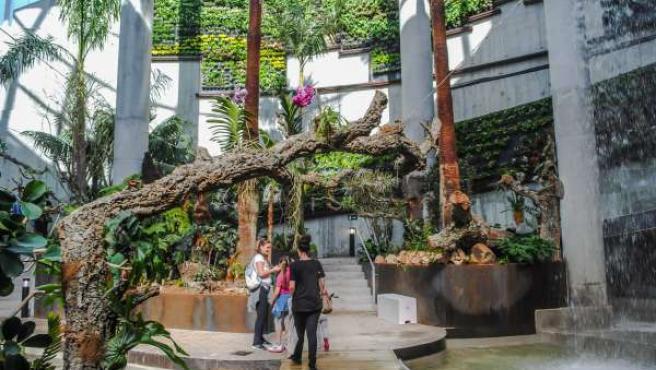 Botánico estepona inauguración