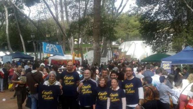Trobades d'Escoles en Valencià en Vila-real