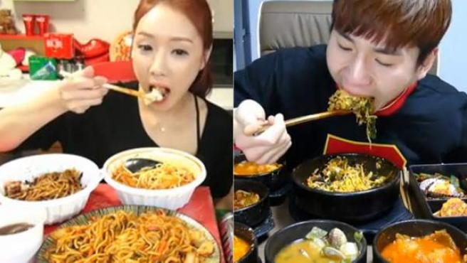 The Diva y Benzz son dos de los BJ más famosos en Corea del Sur.
