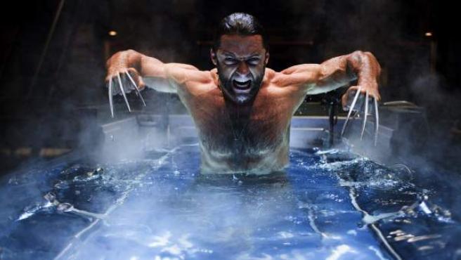 Hugh Jackman, en una imagen de 'X-Men Orígenes: Lobezno'.