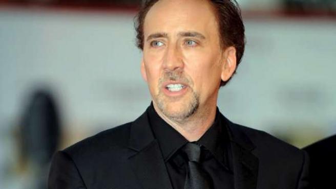 El actor Nicolas Cage, en una imagen de archivo.