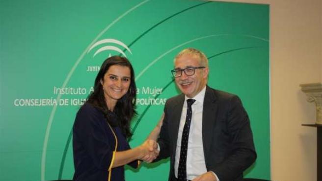 IAM y Escuela de Salud Pública firman un convenio