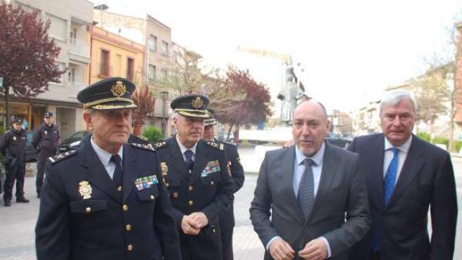 Anuncio de la apertura de la Unidad de Extranjería en Fraga