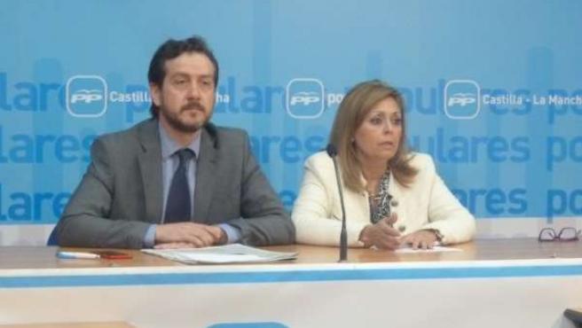 Juan José Gómez-Hidalgo y Concepción Castellanos