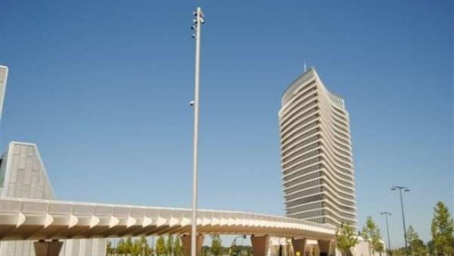 Torre Del Agua, Expo 2008