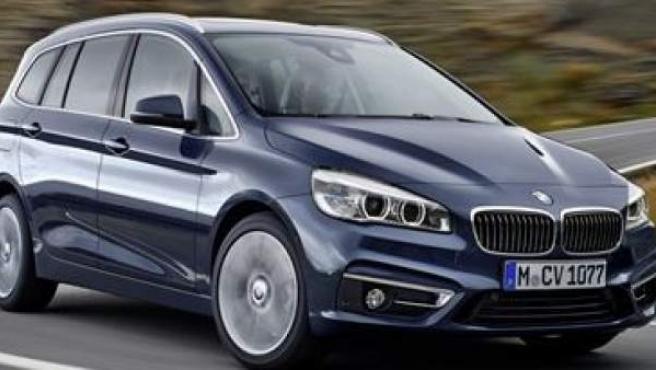Nuevo modelo BMW Serie 2 Gran Tourer