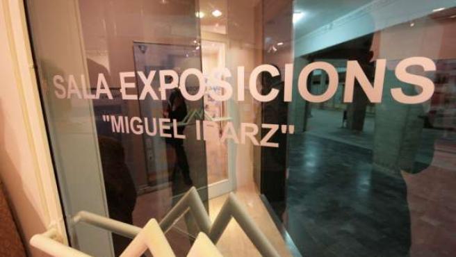 Sala Miguel Ibarz de Mequinenza.