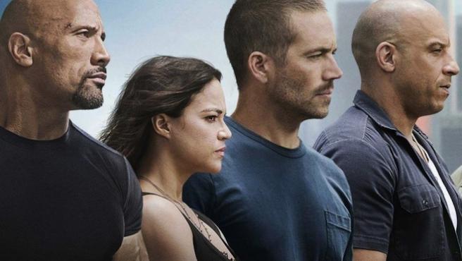 'Fast & Furious 7' triunfa con el mayor estreno de la saga