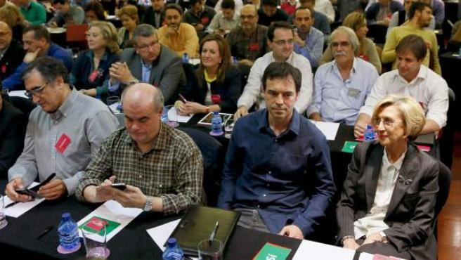 Vista general de la reunión del Consejo Político extraordinario de UPyD.