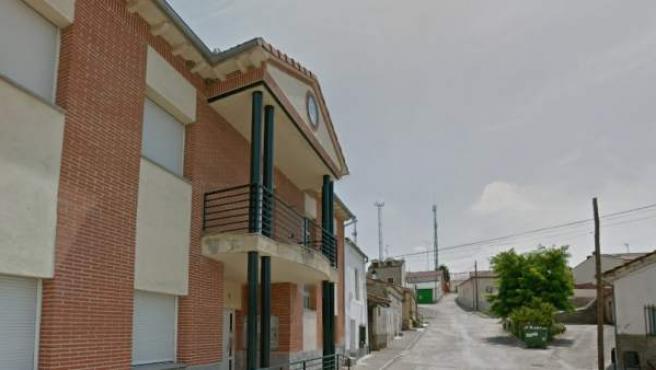 Ayuntamiento de Hernansancho (Ávila).