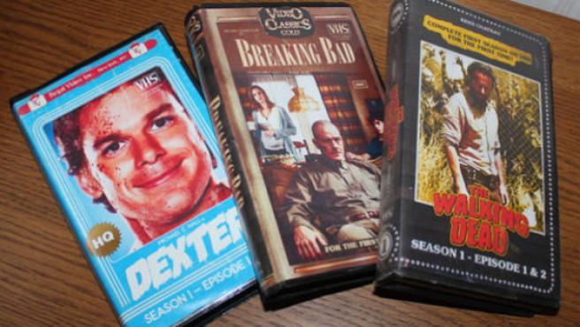 ¿Verías 'Juego de tronos' en VHS?