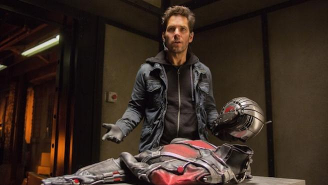 'Ant-Man': Nuevo tráiler
