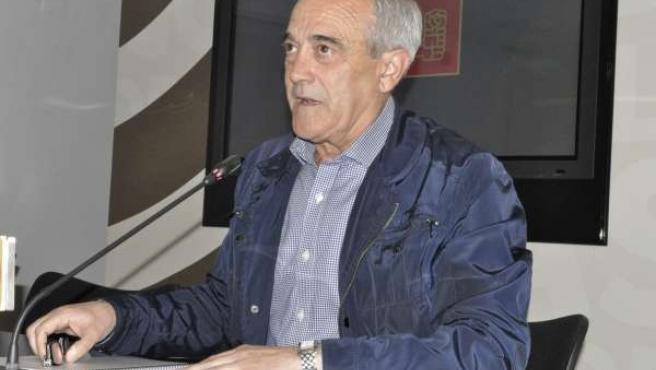 El diputado Javier Sada
