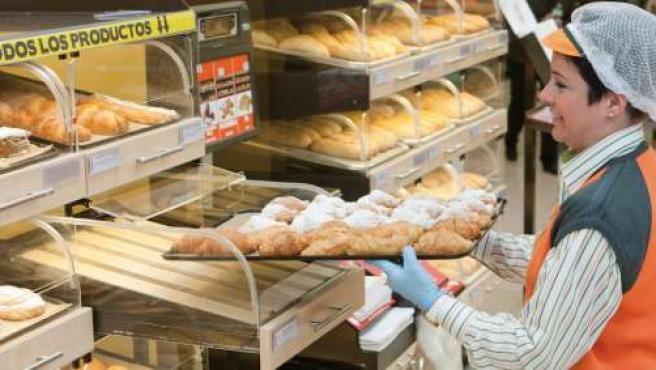 Sección Horno Mercadona Pan