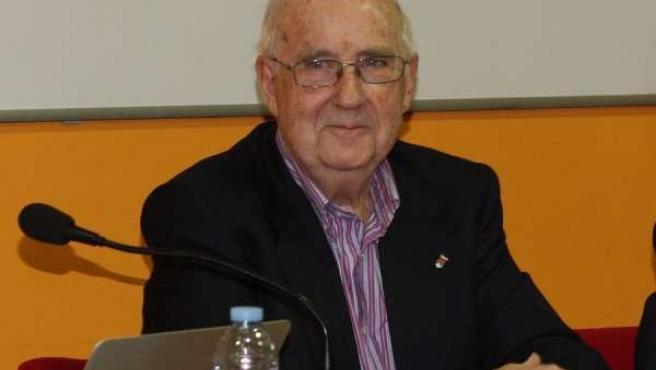 Jesús María Alemany, uno de los ponentes