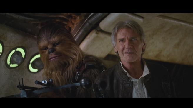 'Star Wars: El despertar de la Fuerza': Nuevo 'teaser'