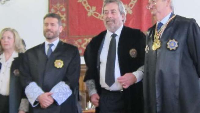 Belloch toma posesión de plaza magistrado Sección Primera Audiencia Zaragoza