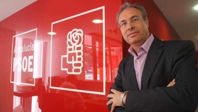 Juan Pablo Durán ha sido elegido nuevo presidente del Parlamento andaluz.