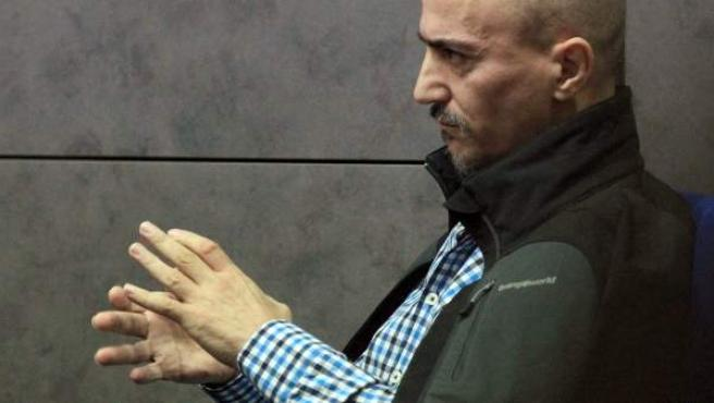 Juan Carlos Aguilar, conocido como el 'falso monje shaolín'.
