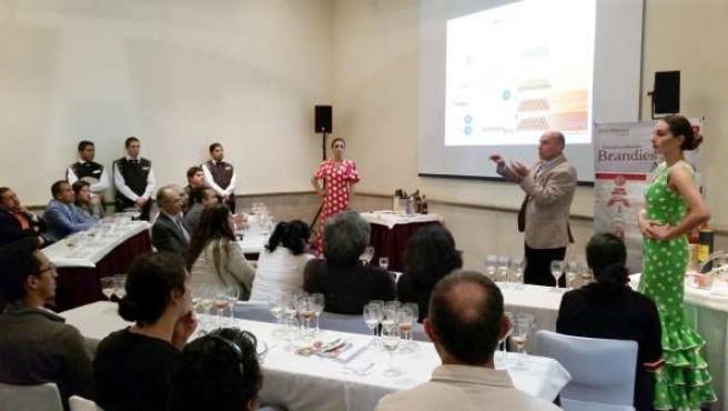 Empresas andaluzas participan en un encuentro en México