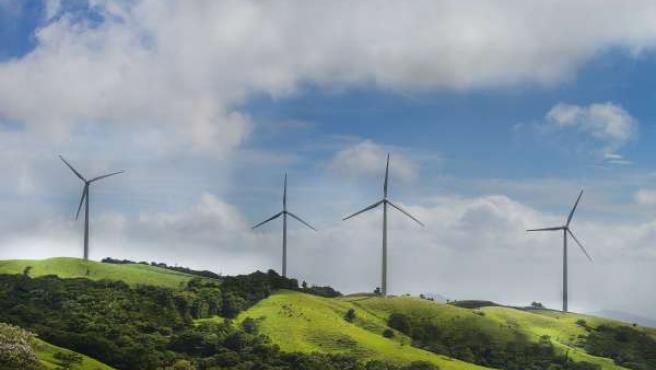 Parque eólico de Acciona en Costa Rica