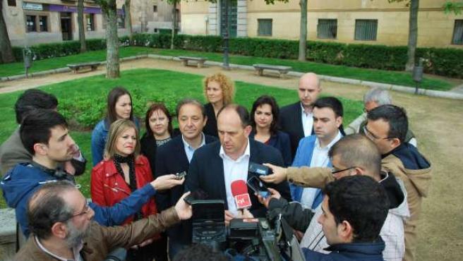 Candidato PSOE Segovia