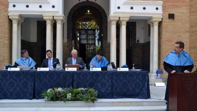Clausura de programa del Instituto San Telmo