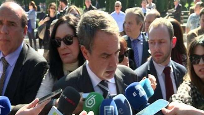 José Luis Rodríguez Zapatero (Archivo)
