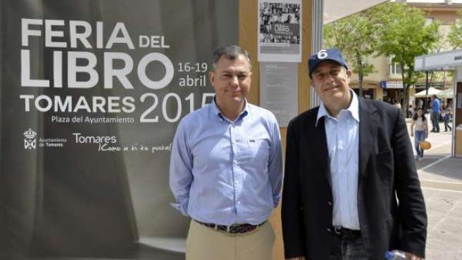 José Luis Sanz y Federico Moccia