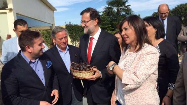 Rajoy en Elche