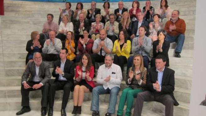 Candidatura PSC-PSOE