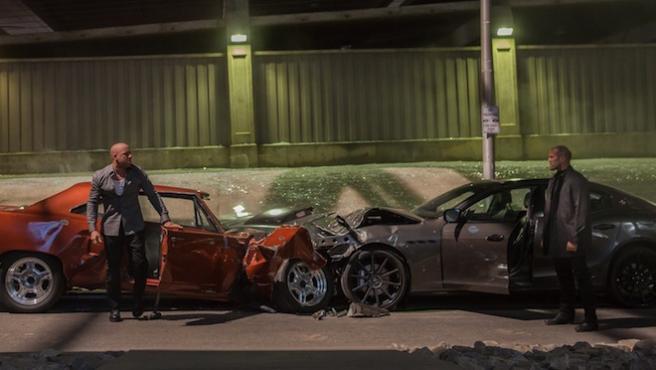'Fast & Furious 7' supera los mil millones más rápido que nadie