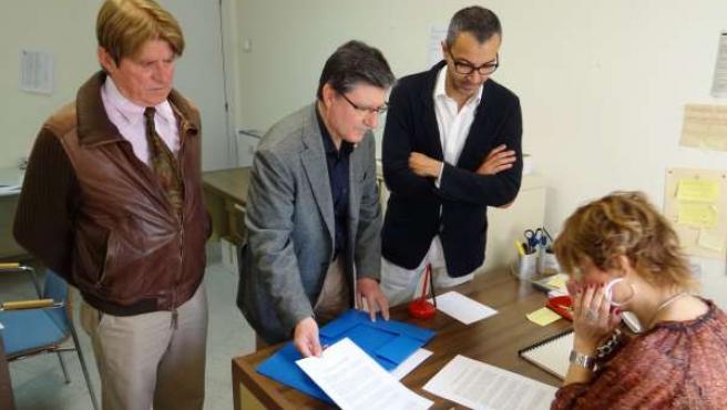 PP Lleida presenta denuncia en la Junta Electoral de Zona