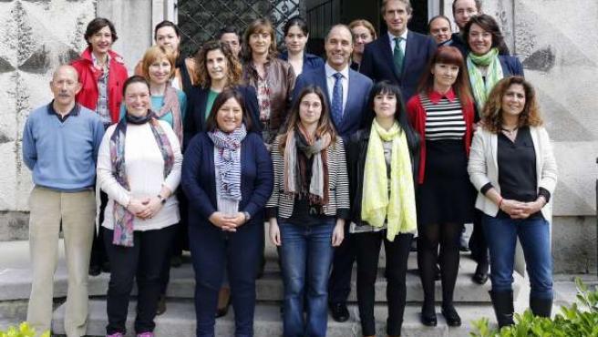 Participantes en lanzadera de empleo
